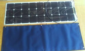 NEW!  COVERS  FOR SOLAR PANELS TO PROLONG THEIR LIFE!